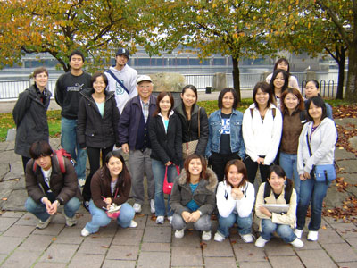 What I Learned group pic
