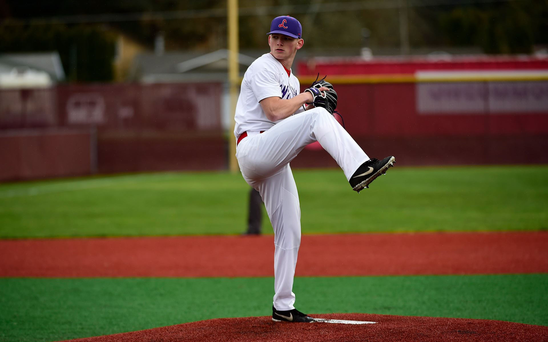 Colton pitching